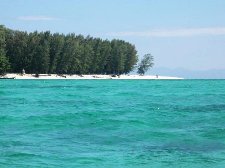 необитаемые острова таиланда