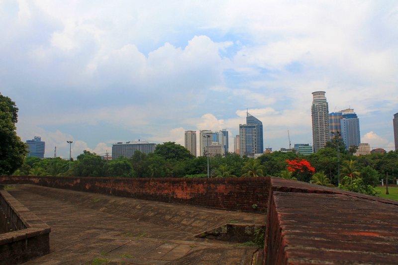 достопримечательности Манилы форт