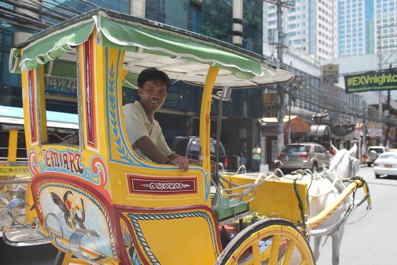 набережная манилы транспорт экскурсии