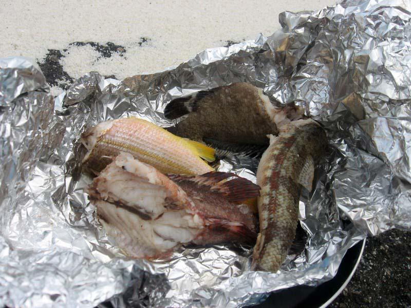 таиланд рыба