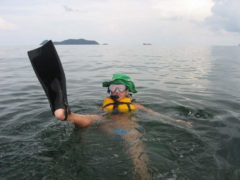 жизнь на необитаемых островах