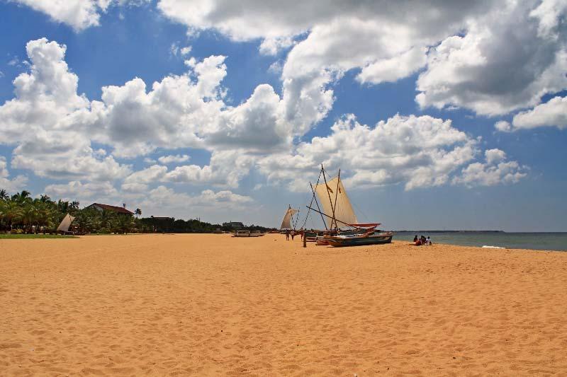 пляж негомбо эттукала