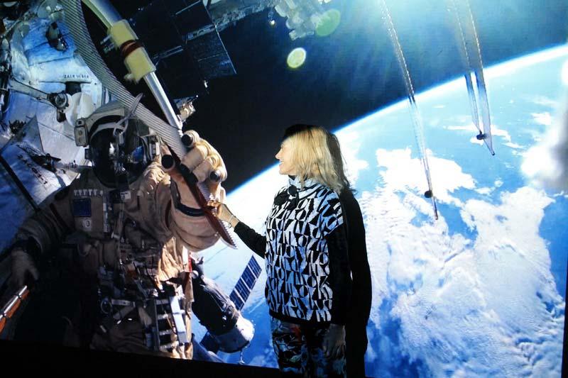 выставка космос