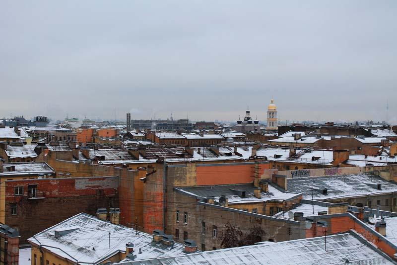 Районным администрациям поручили усилить контроль за уборкой снега