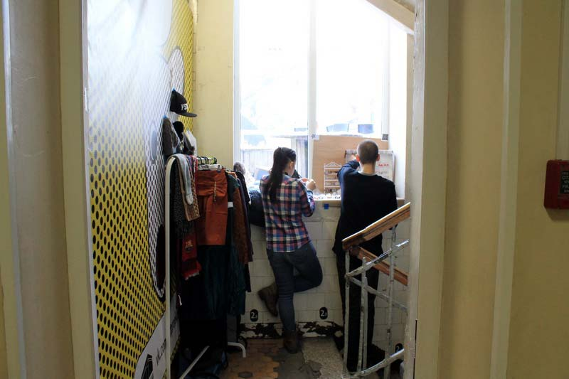 лофт проект этажи