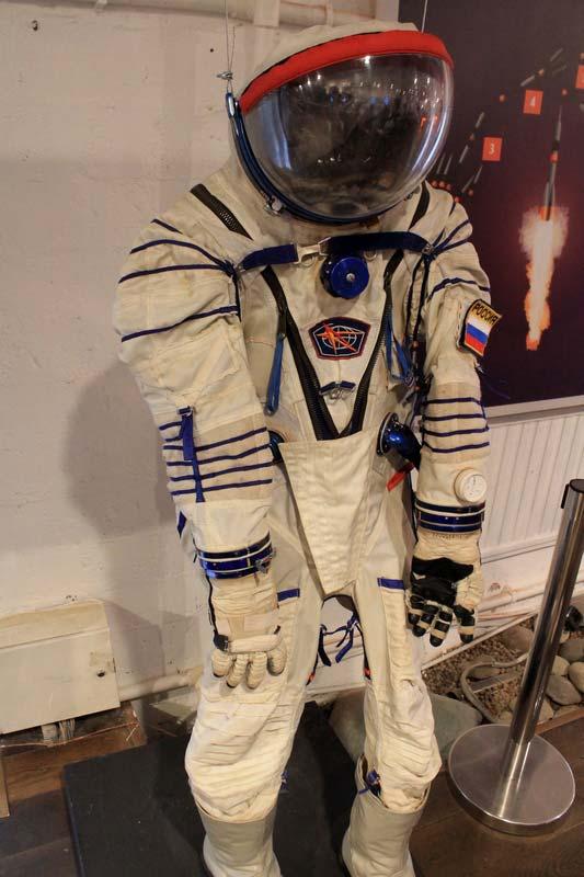 космический скафандр