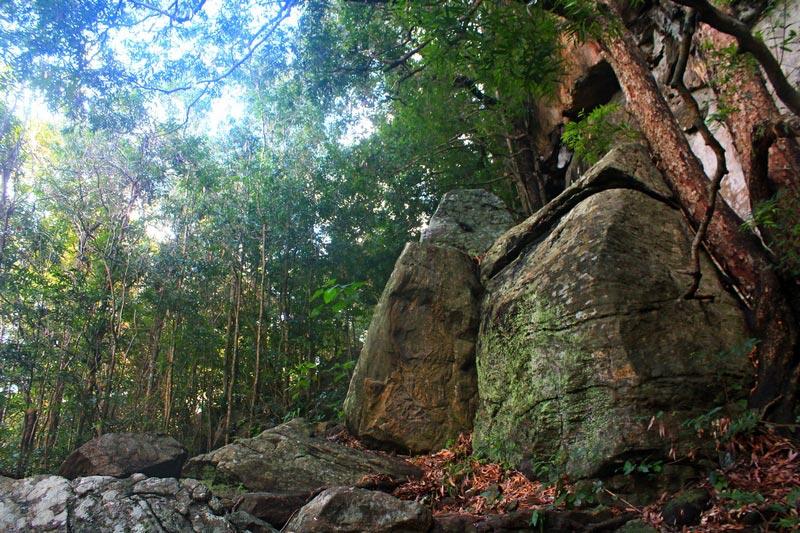 сигирия другая гора