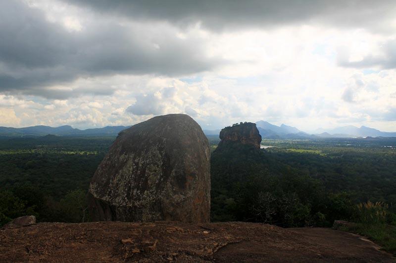 сигирия другая гора фото