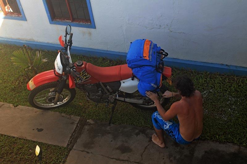 негомбо аренда мотоцикла на шри ланке