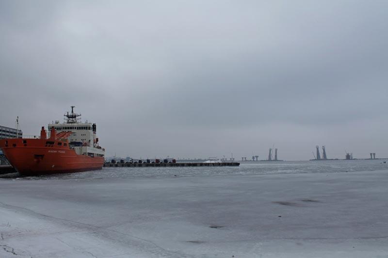 гавань ленэкспо