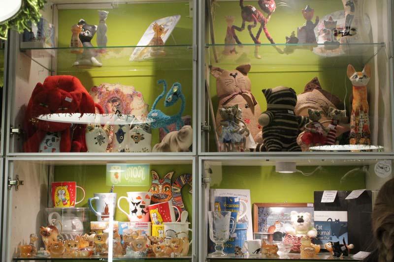 сувениры республика кошек петербург