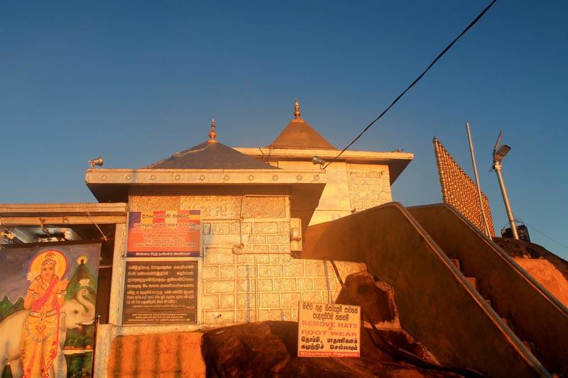 храм на пике адама фото