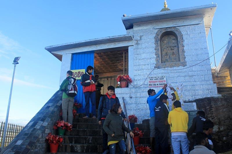 храм на пике адама фото 28