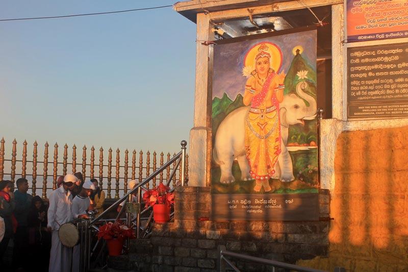 храм на пике адама фото 26