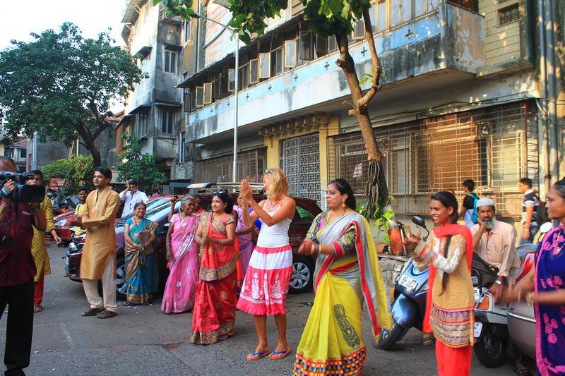индийская-свадьба