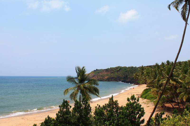 гоа-пляж-Канагуиним-северный
