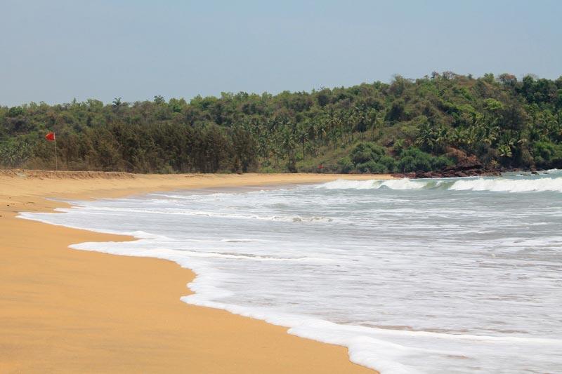 пляж-Галджибага