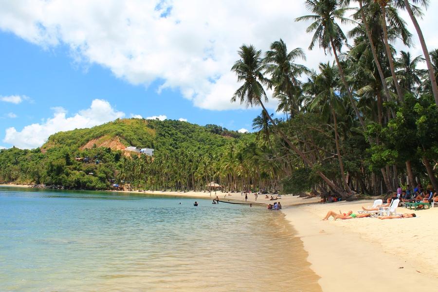 пляж Маримемег