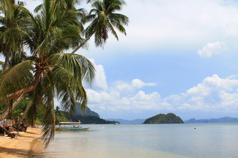 пляж коронг коронг