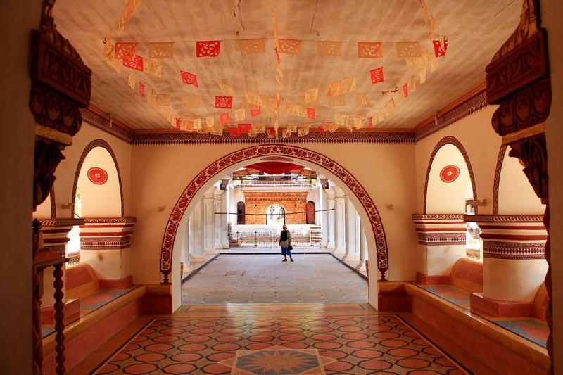 храмы-фото-гоа