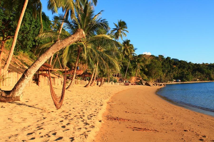 эль нидо пляж без названия 2а