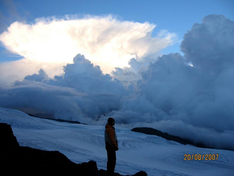 19 кавказ облака