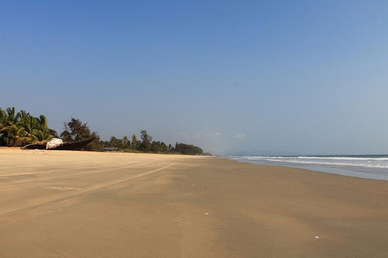 пляж бенаулим гоа фото