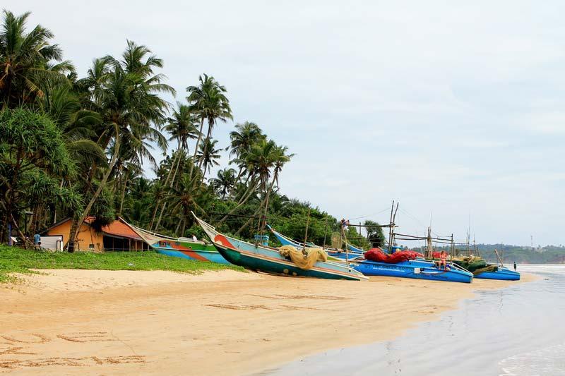 велигама-пляж