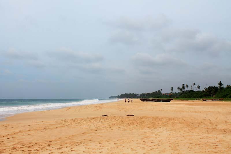 пляж-когалла
