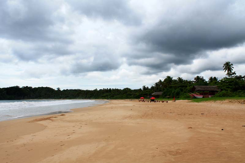 пляж-талалла