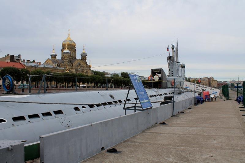 фото лодка проект 613