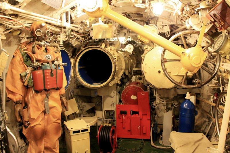 торпедное отделение проект 613