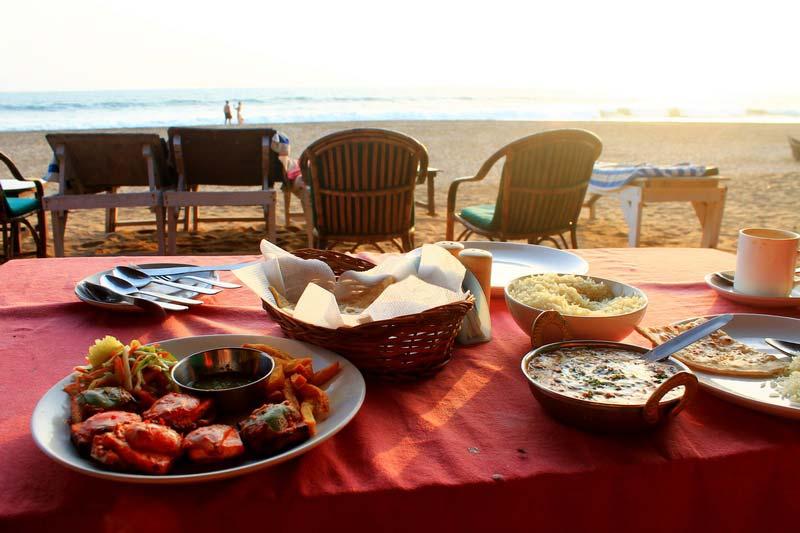 агонда-ужин-у-моря