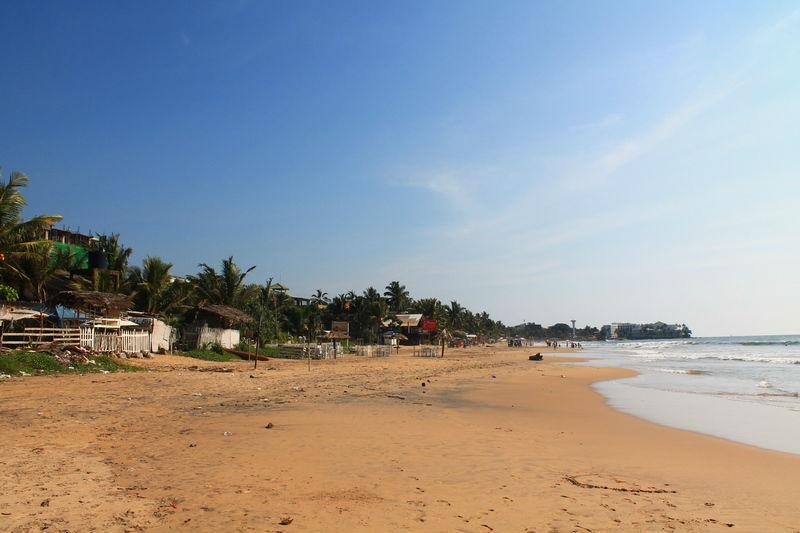 пляж маунт лавиния фото