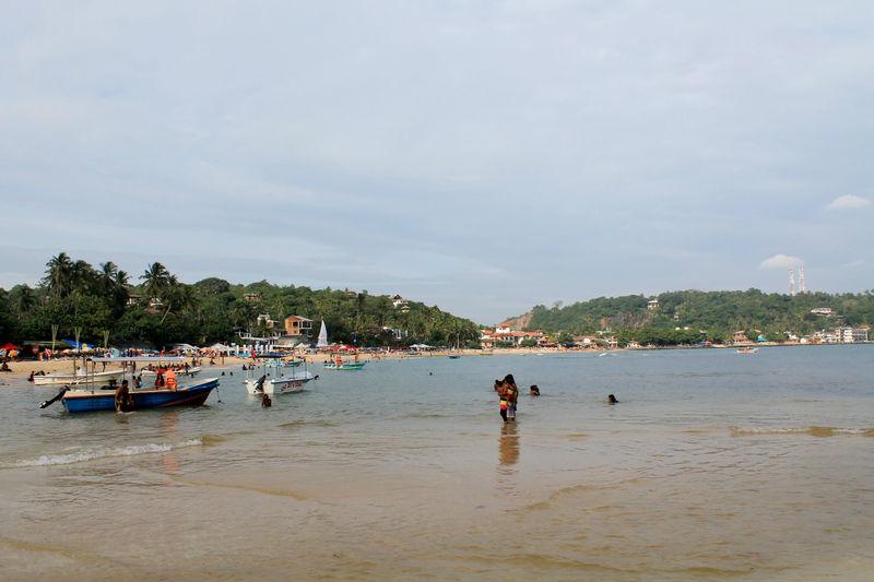 унувантуна залив пляж фото