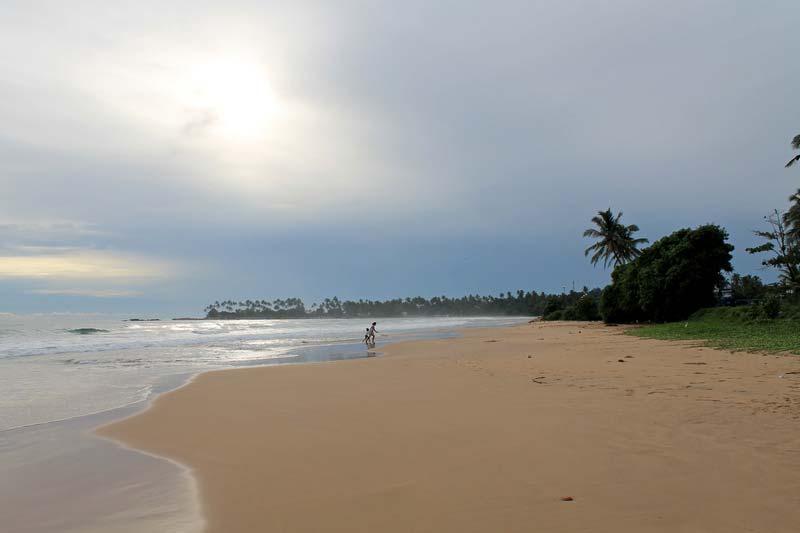 пляж в диквелле фото