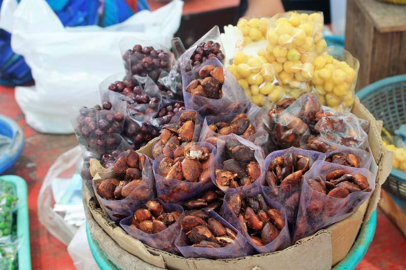 семена тамаринда