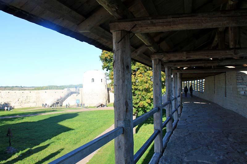 16 крепостная галерея