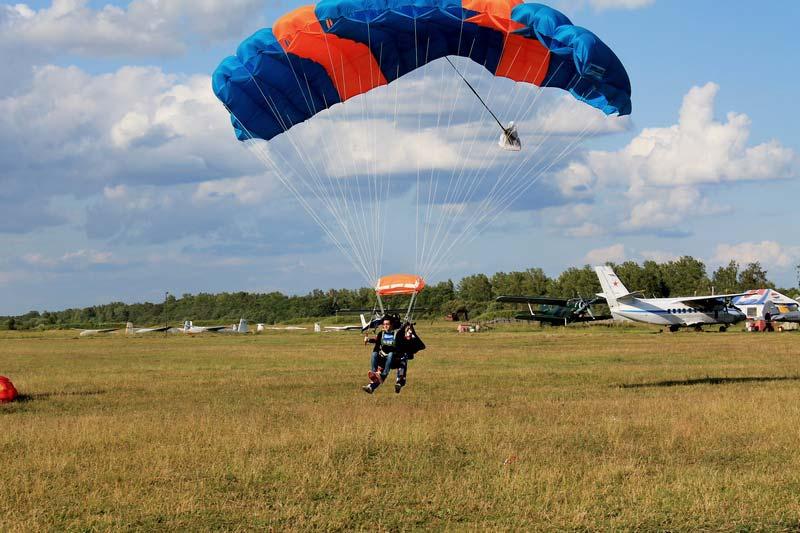 27-парашютист