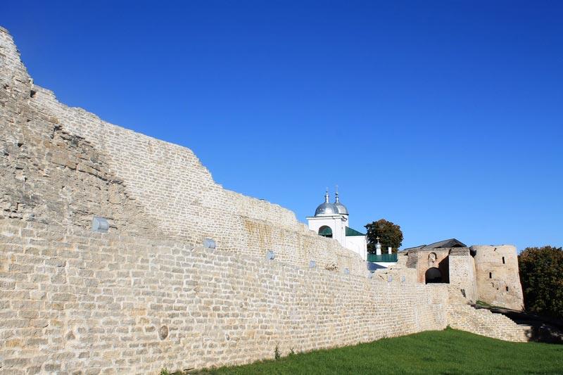 3 крепостная стена избоск
