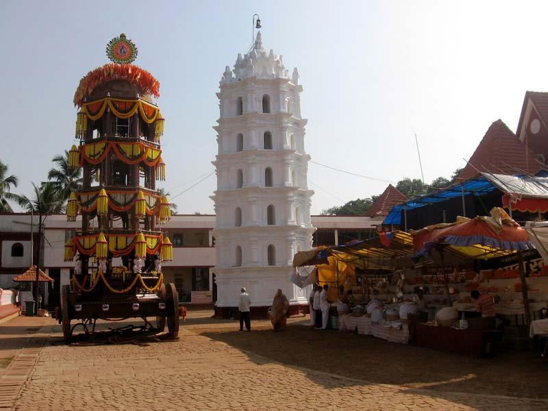 Храм Шри Шанта Дурга