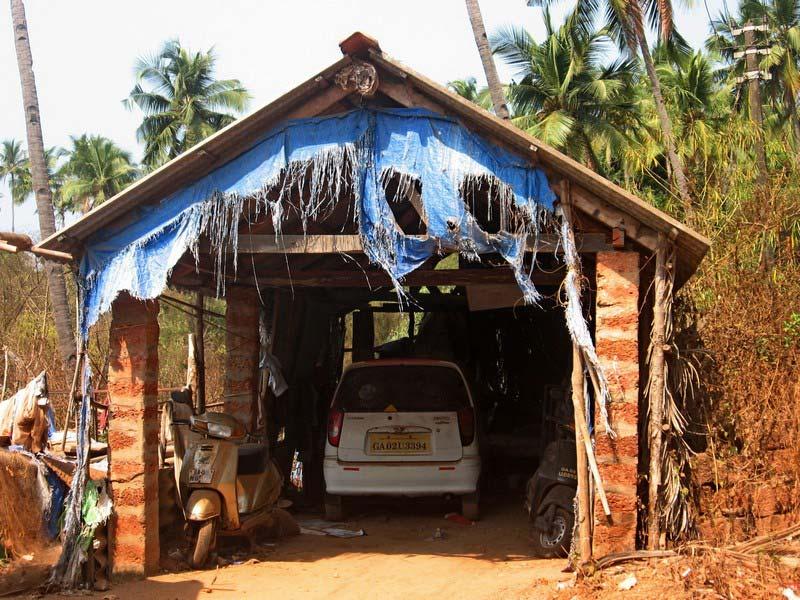 44а индийский гараж