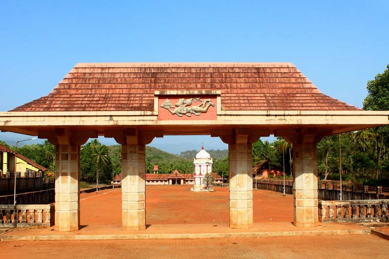 28 индуистский храм палолем