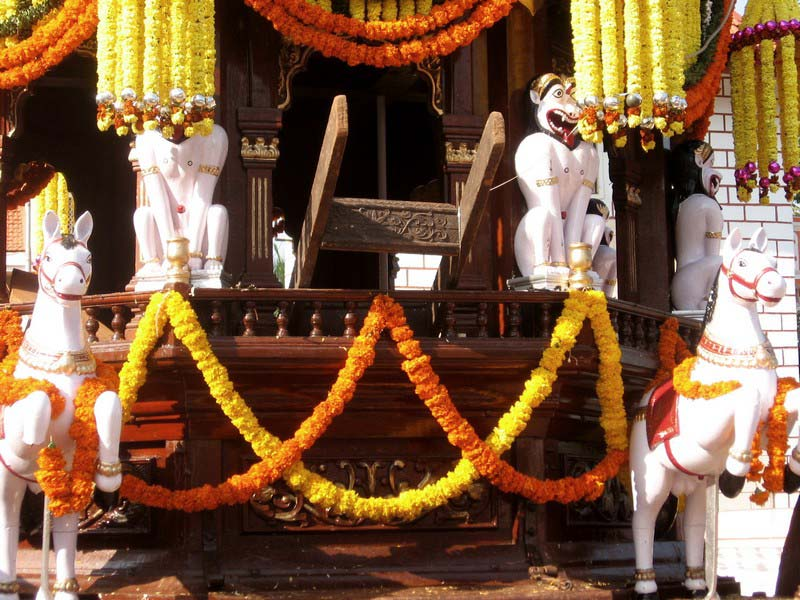Храм-Шри-Шанта-Дургарасположен-