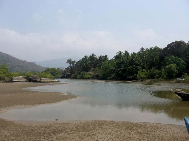 река палолем фото
