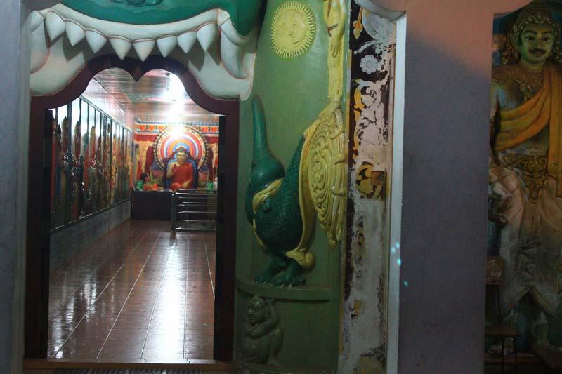 22 храм-канди-вихара