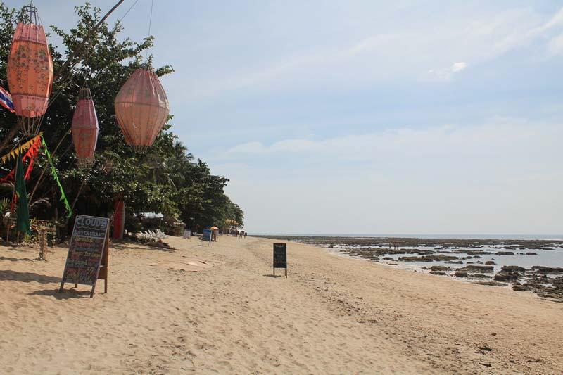 Ланта-Клонг-Конг-бич-фото