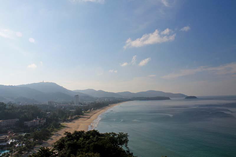 вид-на-пляж-карон-фото