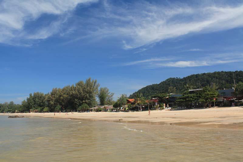 пляж-Клонг-Дао