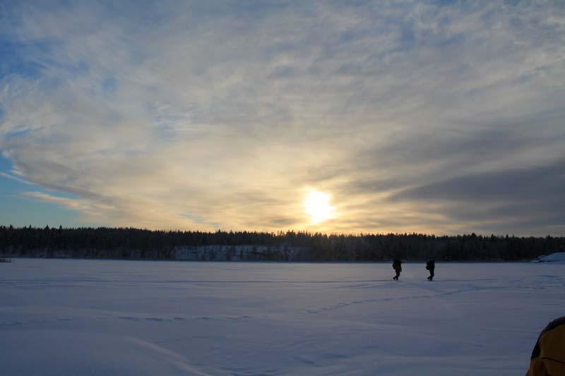 18-фото-ладога-закат-зимой